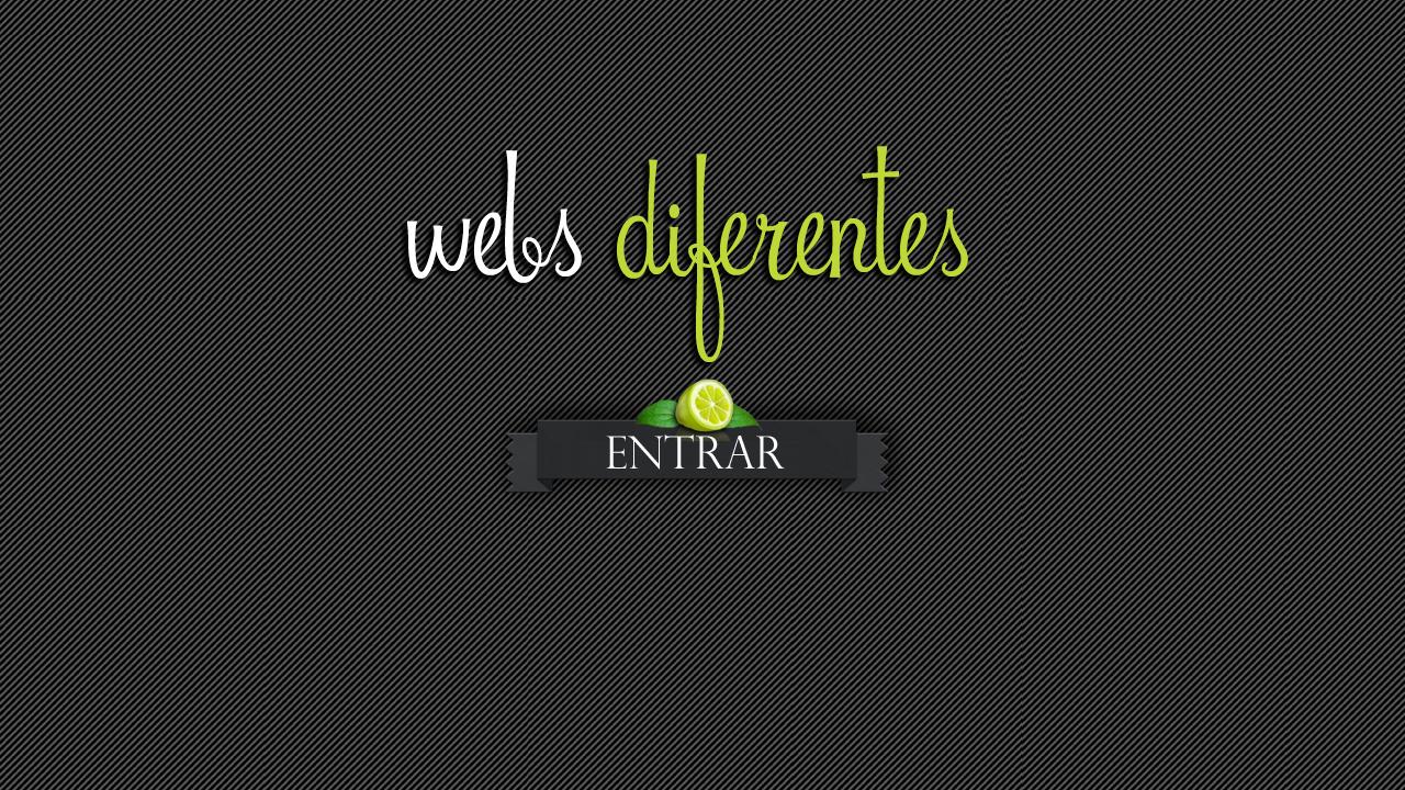 Páginas web diferentes y creativas. Diseño de páginas web ...